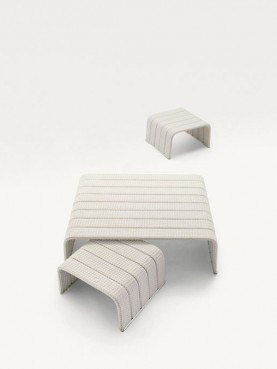 Frame Side Tables and Benches